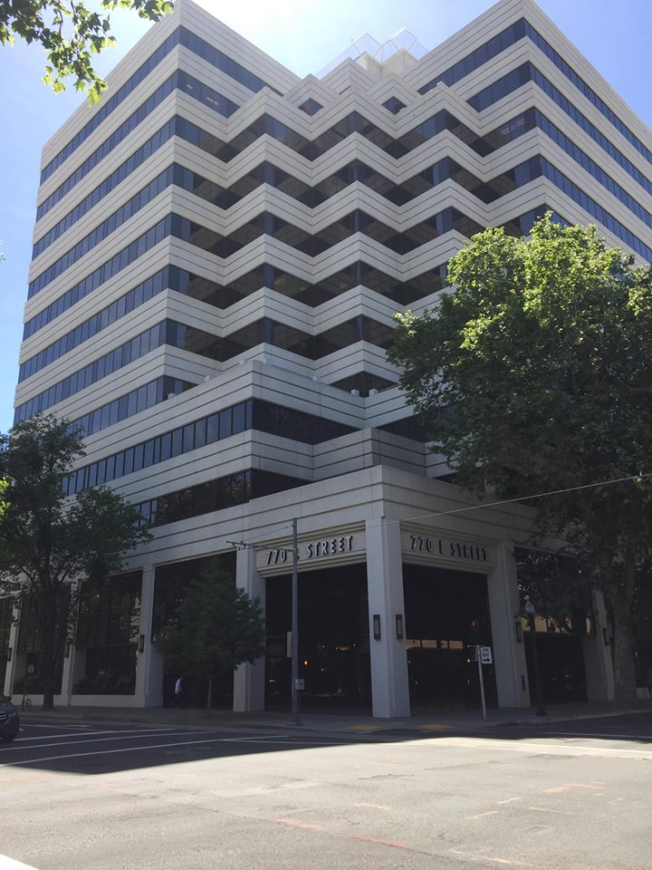 Sacramento Labor and Employment Law Office