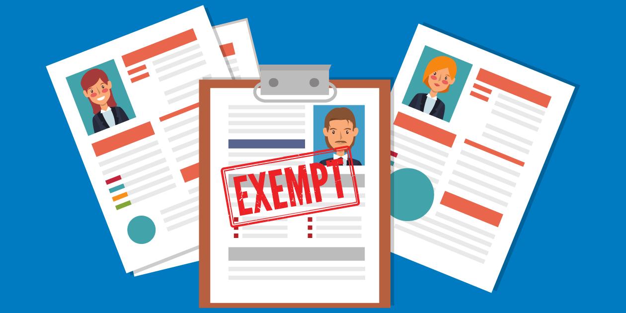 Exempt vs. Non-Exempt Employees in California
