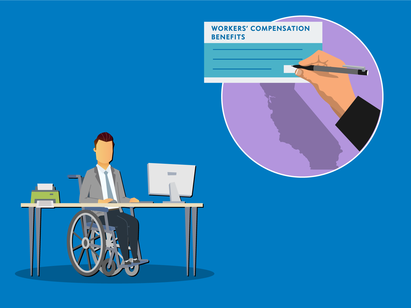 Permanent Disability Pay in California Workers' Comp  Cases (2019)